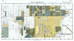 Sheboygan City - North Central, Sheboygan County 1941